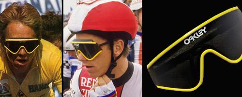 occhiali oakley per ciclismo