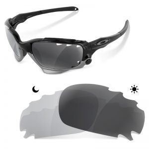 lenti fotocromatici oakley racing jacket vented