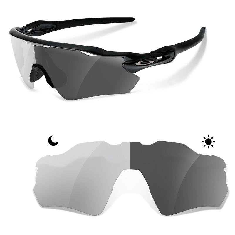 lenti oakley radar ev path