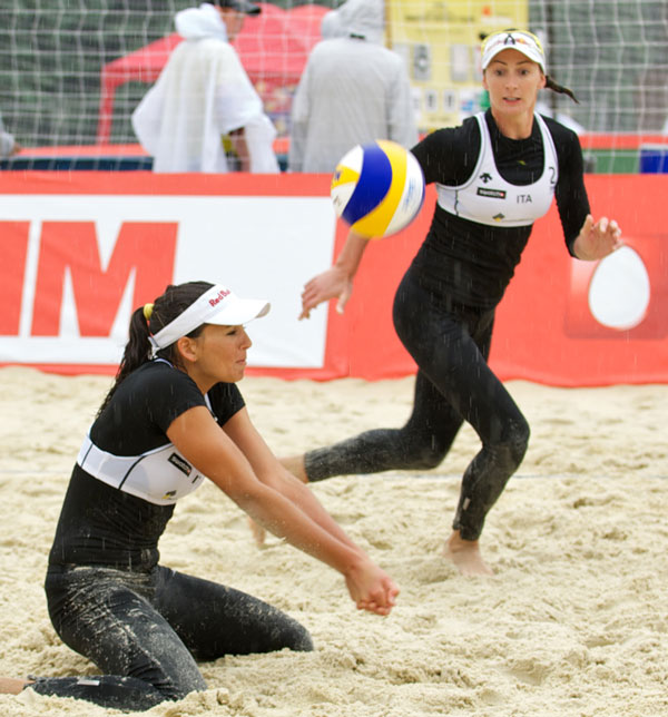 beach volley femminile